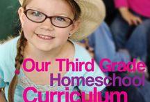Home school 3rd grade / by Kristen Becker Bishop
