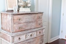 Dresser Ideas / by Rachael Pacholko