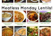 Meatless Mondays / by Kristi Peters