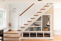 scări interioare
