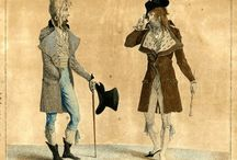 Incroyables, 1794.