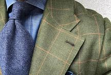 Suits - Green