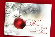 Holiday Cards / Share the holiday spirit with your friends, family, and associates with a personalized holiday card from Love Wedding Planning. / by Love Wedding Planning