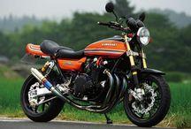 国産バイク