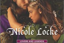 In Debt to the Enemy Lord / Harlequin Historical romance book