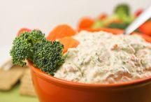 Dip Recipes / by Lisa Gilmore