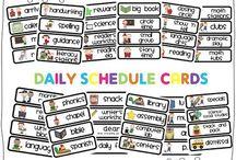 School- Labels
