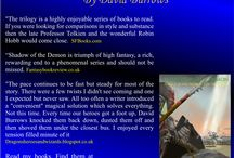Shadow of the Demon / Book 3 of the Prophecy of the Kings. Events are coming to a head. The battle for CarCamel has ended and Kaplyn is seen as the saviour. Catriona, the Thracian Queen, wants him to lead the army in its fight against Trosgarth, leading the army with a dragon at his command. Kaplyn, however, has other ideas. He fears dragons and does not know why. His dreams remain plagued by the great serpents, but yet one helped them. It is a conundrum