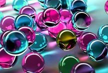 BUBBLES AND