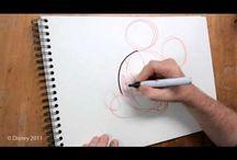 vidéo apprendre à dessiner