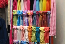 Hijab/ Scarf Storage Ideas