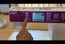 PFAFF-symaskin