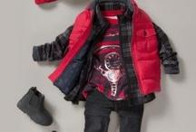 Cute kid clothes / by Sara McClellan
