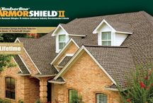 Timberline ArmorShield II / Timberline Specialty Shingles - Class IV impact-resistant shingles.  May even save on insurance in certain areas!