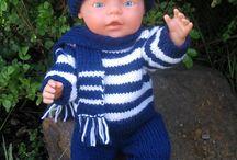 Bebé tricot