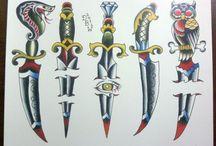 Dagger inspiration