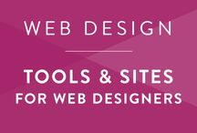 Web Design • Essential Tools / Tools, products, and sites that make life easier for web designers.