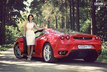 Ferrari Shoot