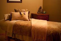 Reiki Room Design Ideas / by Kelly Price