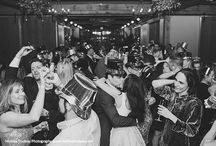 Real Weddings - Cecile & Bryan 12.31.15 - Melissa Trudeau Photography / Wedding inspiration from this very special New Year's Eve 2015 wedding, photographed by Melissa Trudeau Photography - congrats Cecile & Bryan!
