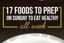 Foods to prep for the week