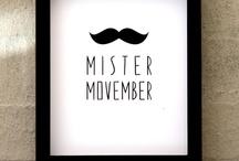 Sleep AA Movember / El movimiento Movember llega cada año en Noviembre con el fin de promover la prevención del cáncer de testículo. Sleep AA colabora con Movember a través de sus productos Moustache ¡Déjate bigote!