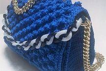 Crochet bags by LovelyGR