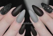 Nailed nails