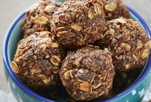Healthy Snack Recipes / Recipes for healthy snacks and energy bites.