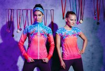 ZIB Sport / ZIB* SPORT sportswear collection fuses the energy of joyful and radiant colors to inspire movement and active lifestyle. From invigorating morning yoga to intensive workout at the gym. Saturated colors and geometric patterns will boost your energy levels, lift your spirits and inspire to reach new goals.