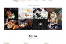 WordPress Restaurant and Cafe Themes