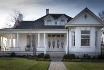 Traditional Home & O'More College Showhome / Bevolo is excited to part of the O'More College of Design and Traditional Home Showhouse located in Franklin, TN. Traditional Home selected twenty- four of the nation's leading interior designs to transform the 1904 Queen Anne Victorian home to its former glory. The home opens to the public for tours April 4. For tickets visit http://www.omorecollege.edu/showhouse/. / by Bevolo