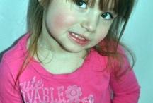 Jazmyn bieber ( jazzy ) / Pretty girl. Just  like a princess :)