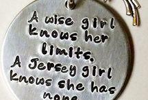 Jersey Proud / by Katie Klingman