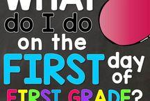 First Grade / by Sarah Oppenheimer