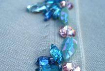bead sewing