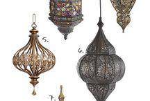 ランプ モロッカン