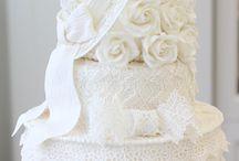 sugarcraft cake wedding / シュガークラフトケーキ ウェディング