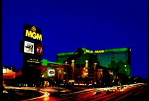 MGM Grand / This AAA Four Diamond Award winner features 5,044 guest rooms including 751 suites. MGM Grand is Maximum Vegas, with world-class dining, exhilarating nightlife, thrilling entertainment, and luxurious accommodations. / by Beau Rivage Resort & Casino