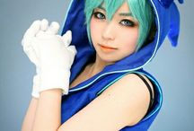 Cosplayer's / by ★☆ Amy Rose ☆★