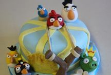 Cake Decorating - My Time at Yummy Mummy's Cakes / All cakes created by Maria da Silva and decorated by me.