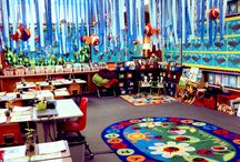 Themed classrooms