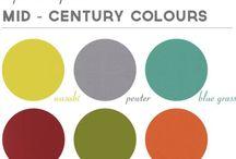 Walnut Park house color schemes