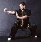Kung fu school fotózás