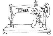 Immagini da trasferire singer