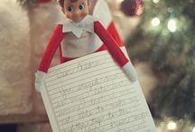 Elf on the Shelf / by Christina Thacker
