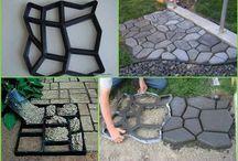 ガーデン DIY
