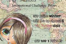 Challenge - My Besties