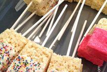 Craft fair baked goods