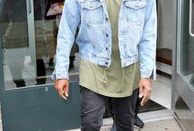 Kanye West Look Book